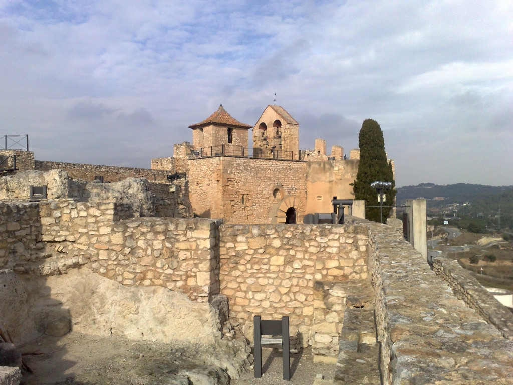 Город в испании калафель