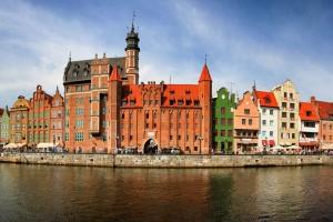 Сокровища Польши: Мальборк-Гданьск-Сопот-Фромборк