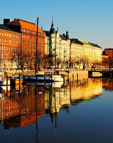 Индивидуальный тур «Балтийский бриз» (Ecolines+паром)