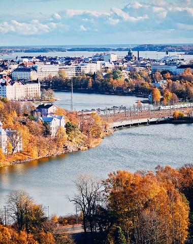 Северные столицы Европы