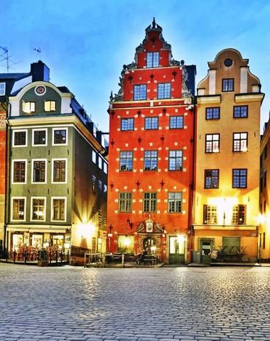 Незабываемая Скандинавия
