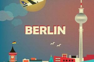 Автобусный тур с выездом из Минска: Берлин-Амстердам-Прага