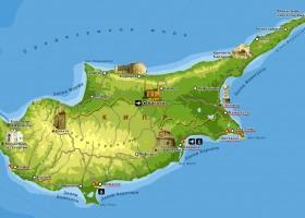 Горящий тур на Кипр с вылетом из Вильнюса, 1280 евро за троих. вылет 16.08
