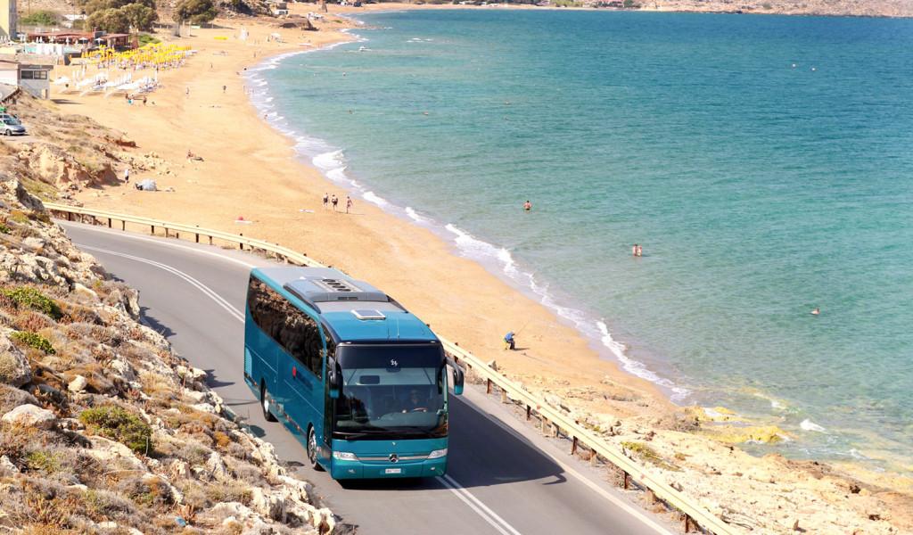 Автобусный тур в Грецию с отдыхом на море. Выезд из Минска