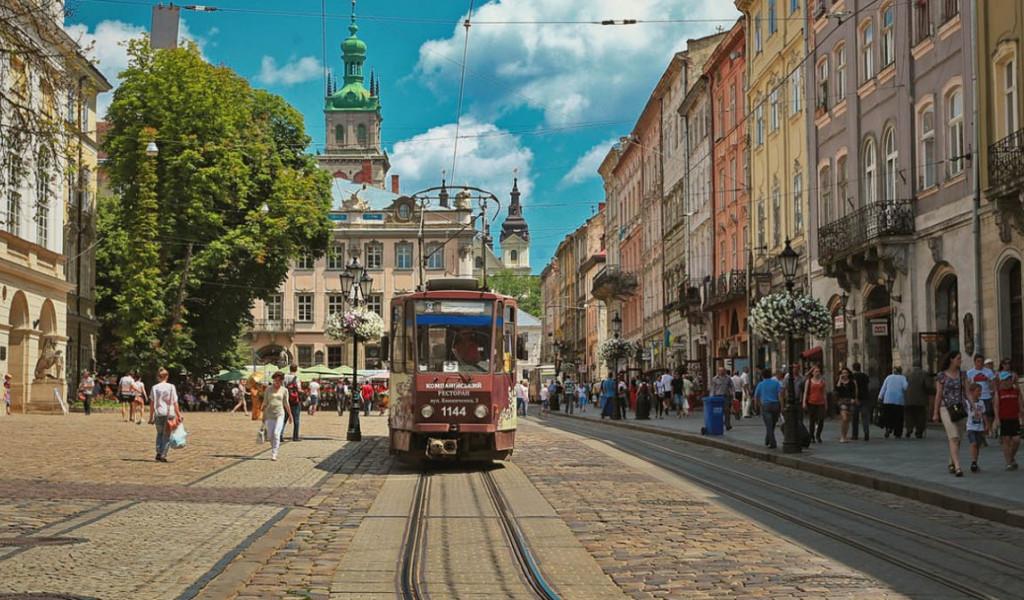 Тур выходного дня во Львов - 4 дня