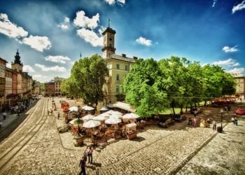 Автобусный тур во Львов. Выезд из Гродно