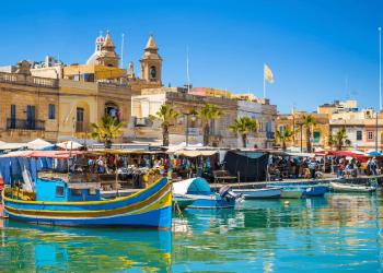 Горящий тур на Мальту. Вылет из Варшавы. от 325 евро с человека