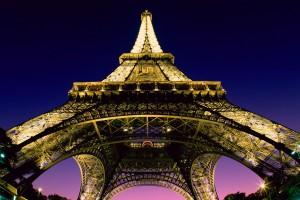 Тур в Париж без ночных переездов с выездом из Минска