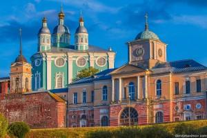 Выходные в Смоленске 2021 поездом: Ельня - Новоспасское - Смоленск (3 дня) - Катынь* - Талашкино
