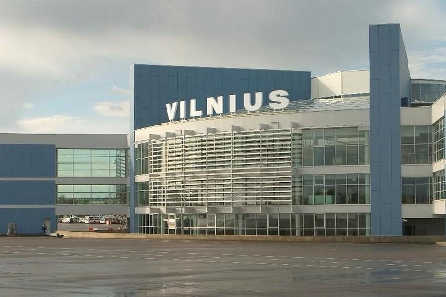 Трансфер в аэропорты Литвы