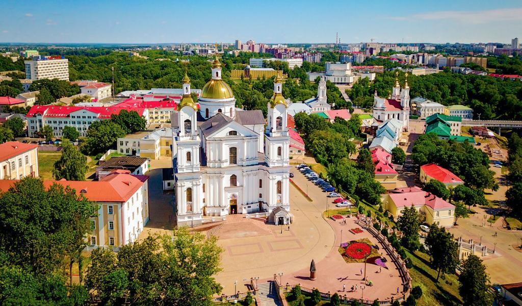 Автобусный тур в Витебск и Полоцк с выездом из Гродно