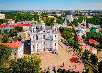 Автобусный тур в Витебск и Полоцк с выездом из Гродно 9 мая